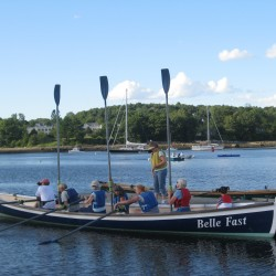 Organizers hope nautical yard sale will help keep Belfast boating program afloat