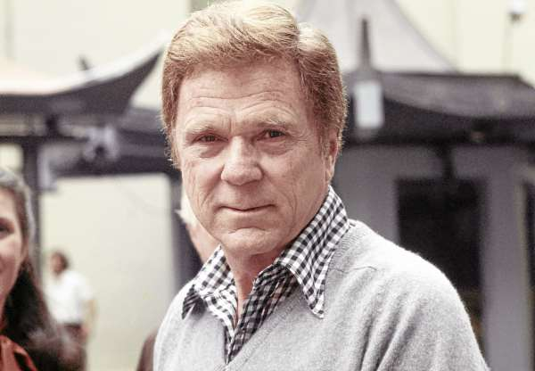 Actor Jackie Cooper in October 1978 in Los Angeles.