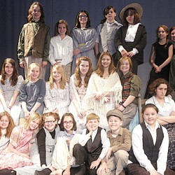 'School House' will rock Searsport High School