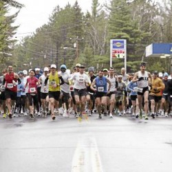 Helmlinger, LaBell repeat as champs at Sugarloaf Marathon