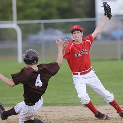 Foxcroft baseball team strikes early, tops Dexter