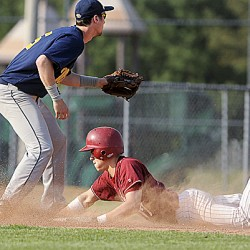 Curtis Worcester pitches Bangor past Gardiner in Legion state baseball tourney