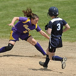 Bucksport softball team overcomes weather, Mattanawcook to advance