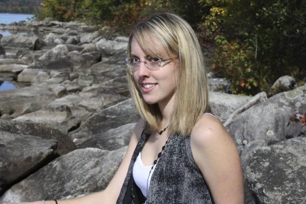 Alexa Small, 2011 Hermon High School salutatorian