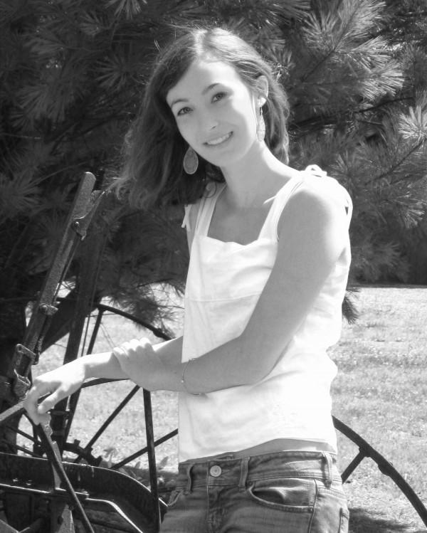 Alexandra Lynds, 2011 Hermon High School valedictorian