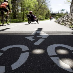 Maine 2nd among New England states for bike friendliness, 9th in nation