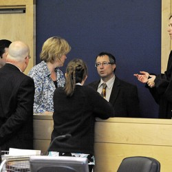 Justices hear appeal of Bangor man, 21, serving 35 years for killing rival