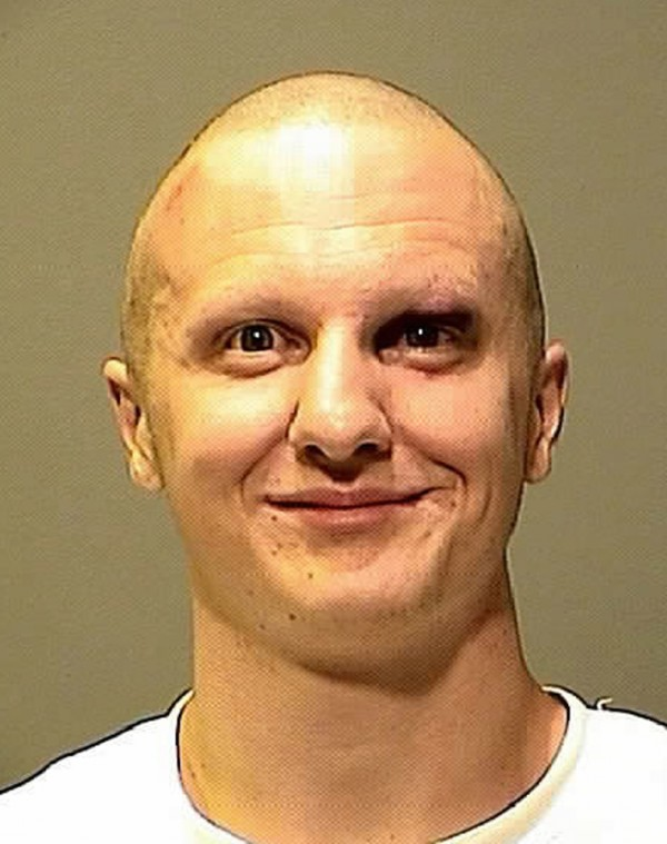 This Jan. 8, 2011 file photo released by the Pima County Sheriff's Office shows Jared Loughner, charged with shooting Rep. Gabrielle Giffords. Loughner was ordered removed from a mental competency hearing to determine whether he is mentally competent to stand trial and assist in his defense, after an outburst  in court  Wednesday, May 25, 2011 in Tucson, Az.