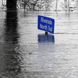 Small river could bring historic floods to North Dakota