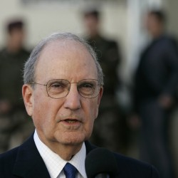 Can George Mitchell bring peace to the Middle East?