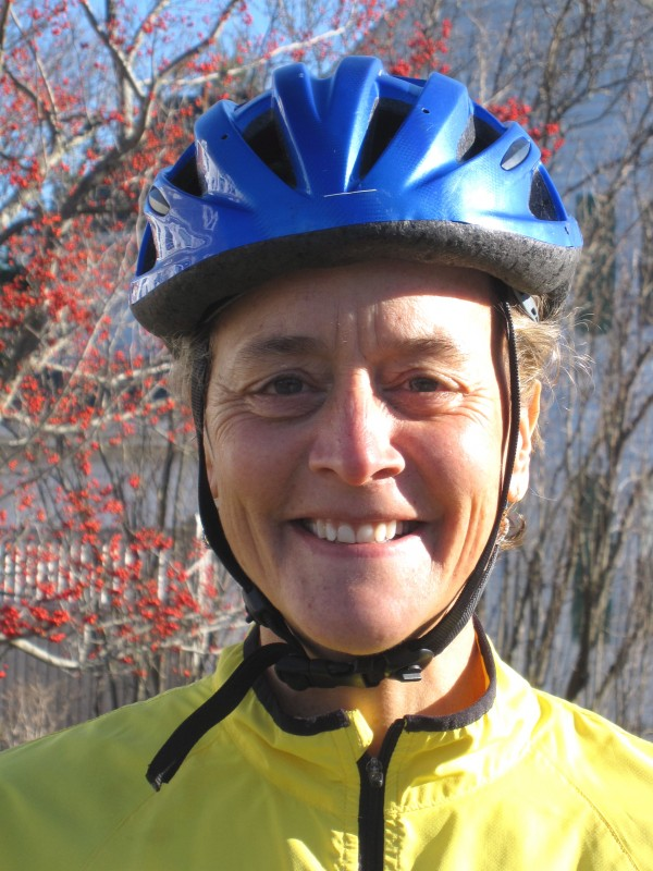 Nancy Grant, Bicycle Coalition of Maine