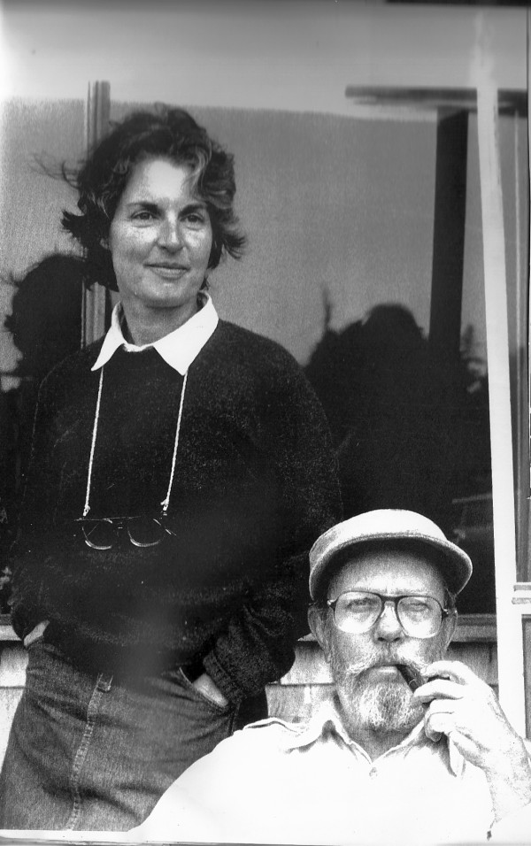 Nancy and Robert Hamilton in the mid 1990s.