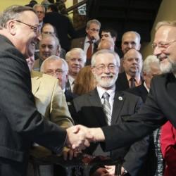 Maine Senate enacts sweeping partisan health insurance reform