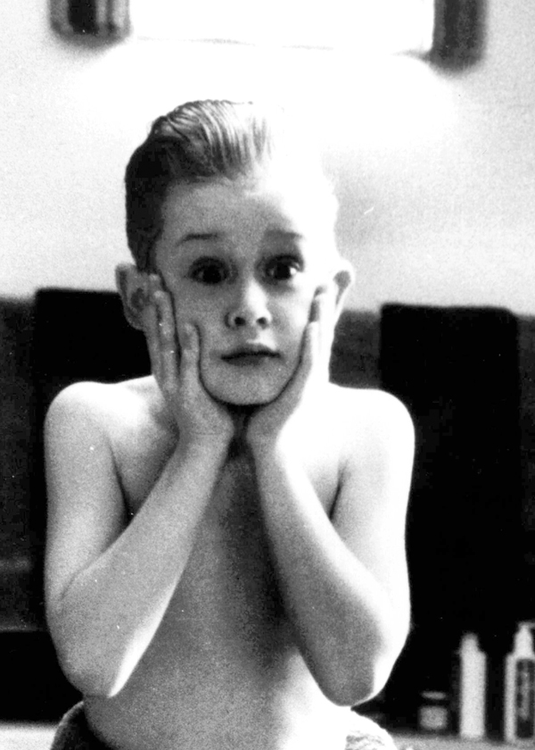 Macaulay Culkin in 1990