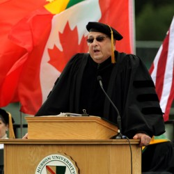 LePage to deliver commencement address at Husson, his alma mater