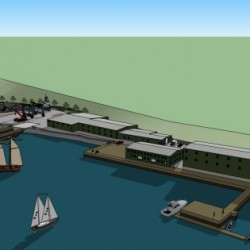 Belfast helps Front Street Shipyard move forward; no decision on land yet