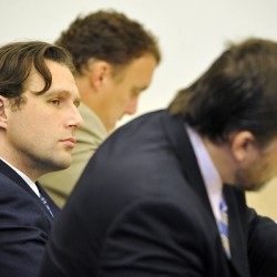 State rests in Bangor murder trial