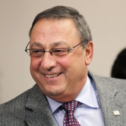 LePage hasn't vetoed as many bills as past governors, but he wins more often