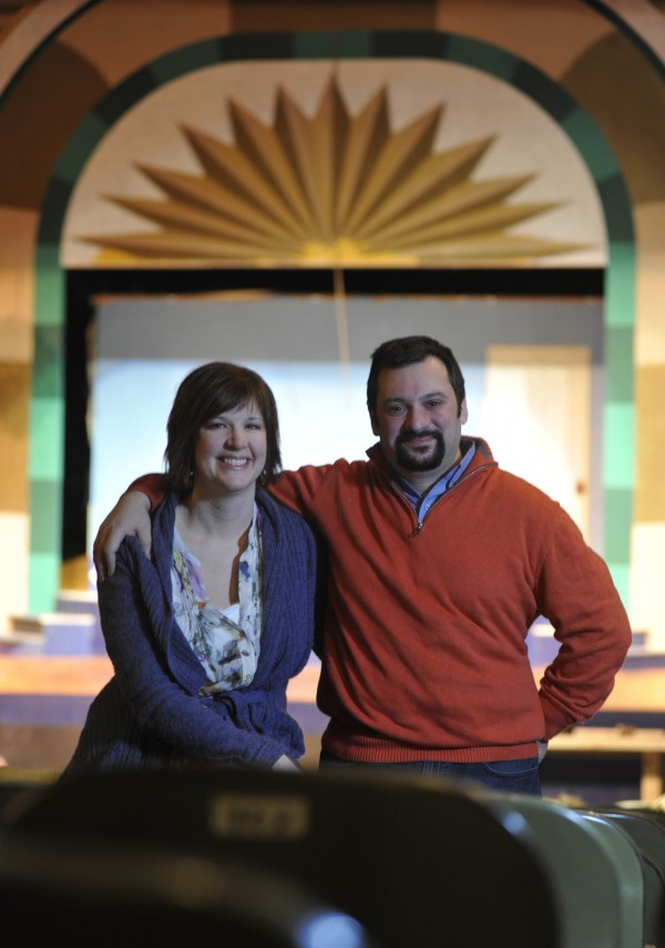 Scott Levy and his wife, Joye Cook-Levy are leaving their respective posts as Penobscot Theatre's producing artistic director and director of education. Scott Levy has been hired as producing artistic director of the Colorado Springs Fine Arts Center Theatre Company and the director of the performing arts department.
