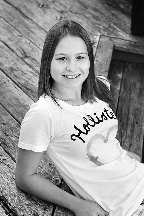 Megan Martell, Valedictorian