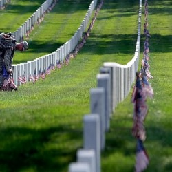 Honoring the lives of soldiers on Memorial Day