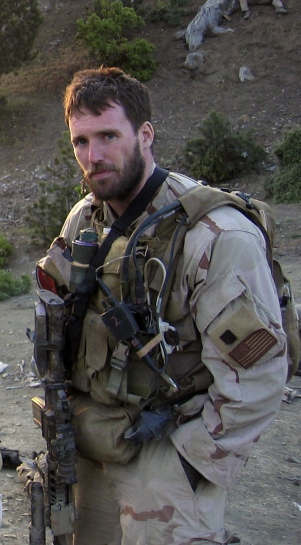Navy Seal Lt. Michael P. Murphy, from Patchogue, N.Y., is shown in this undated photo.