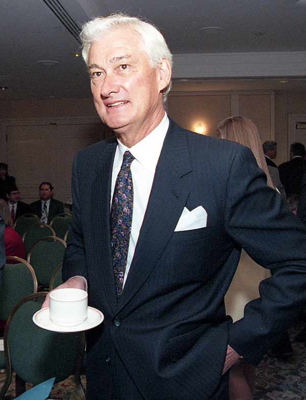 Wallace McCain in 1995
