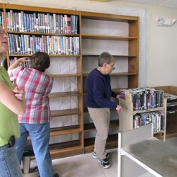 Californian's gift revitalizes Presque Isle library