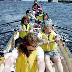 Sailing program for youth launched in Belfast