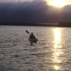 Paddles in Maine: Branch Lake — 7 miles