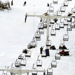 New Sugarloaf lift replaces lift that derailed, injured 8 skiers