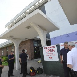 Baileyville post office latest target in powder scare; flour found in suspicious envelope in Fort Kent