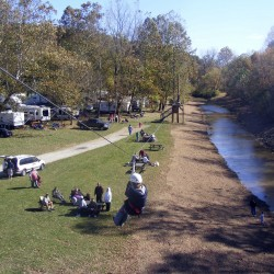 Tarp camping 101