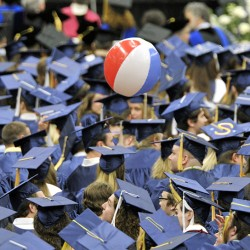 College commencement exercises planned across the state this weekend