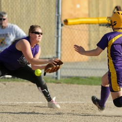 Old Town softball team perseveres in victory over John Bapst