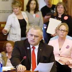 Abortion bills await action in Legislature