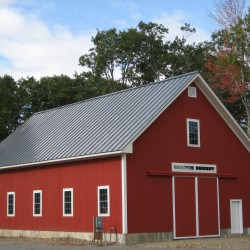 Historical society seeks funds to relocate barn