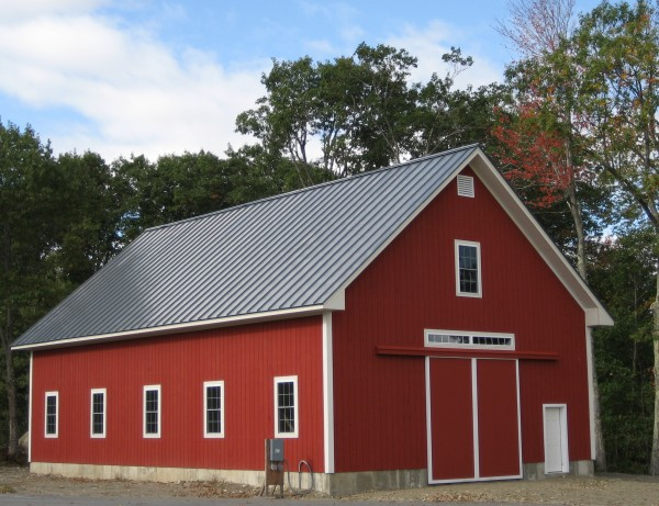 A dedication ceremony for the new Searsmont Historical Society Barn will be held Saturday, May 28, and will feature a ribbon cutting ceremony, pig roast and barn dance.