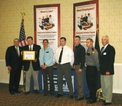 Brewer auto dealer receives military employer support award