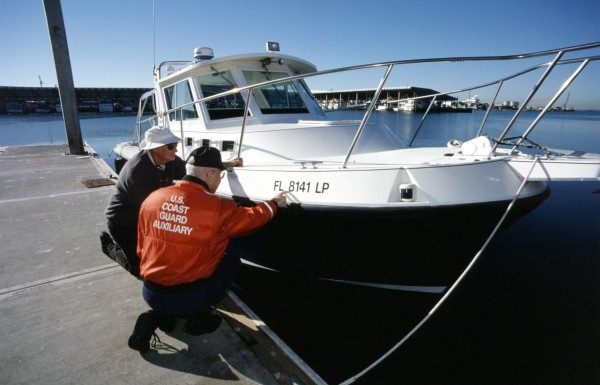 About one in four boats fail a vessel safety check. The good news is a check is not punitive, and it gives boat owners the opportunity to fix any safety deficiencies.
