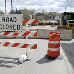 New Sweden detour to bypass Route 161 work