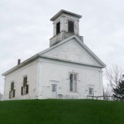 Repairs to Church on the Hill in Addison under way