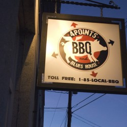 4Points BBQ and Blues House in Winterport.