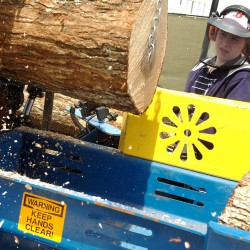 Thousands see 'what's new' at logging expo