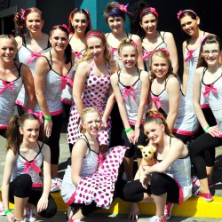 Sisters bring Small Steps Dance Show to Caribou
