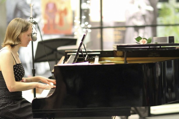 "Camden Regional Hills High School senior and musician Sarah Palermo will debut ""All My Soul"" on Sunday, May 22, at First Congregational Church in Camden. The church commissioned Palermo to write the work."