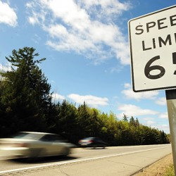 State prepares to increase speed to 75 mph on parts of I-95