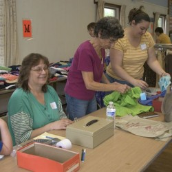 Cash for Clothes Sale to raise funds for Coastal Opportunities