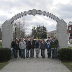 Trekkers Hosts Urban Trekkers from Camden, NJ for Cultural Exchange
