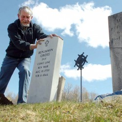 Save the Date!  Revolutionary War Veteran's Grave Rededication